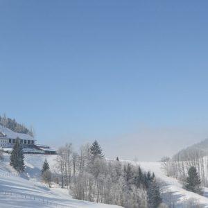Mostviertel im Schnee